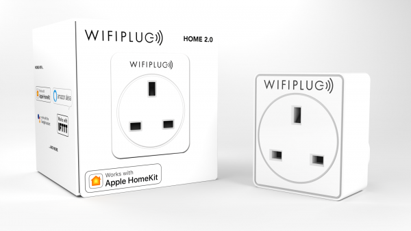 WIFIPLUG HOME 2.0 Packaging