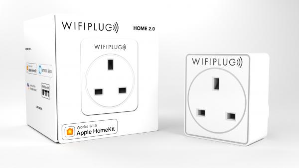 WIFIPLUG HOME 2.0 Packaging